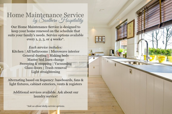 Home Maintenance Service