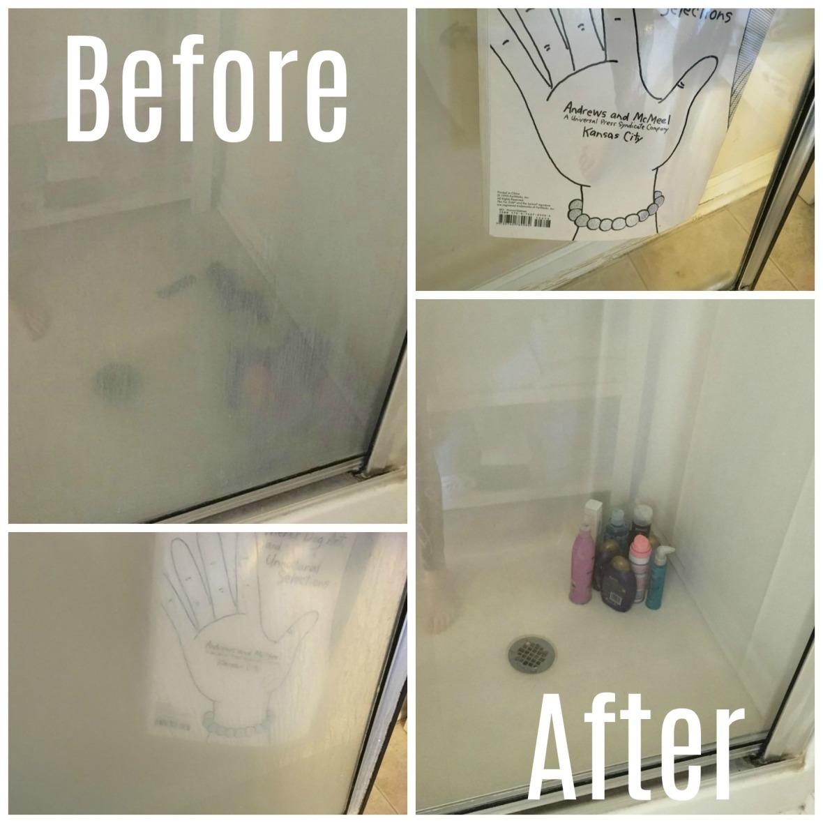 showerglass